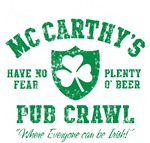 McCarthy's Irish Pub Crawl