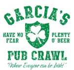 Garcia's Irish Pub Crawl