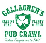 Gallagher's Irish Pub Crawl