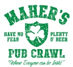 Maher's Irish Pub Crawl