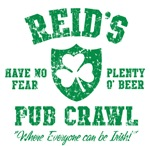 Reid's Irish Pub Crawl