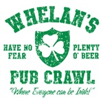 Whelan's Irish Pub Crawl