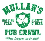 Mullan's Irish Pub Crawl