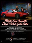Hall 'n Oats Fiero