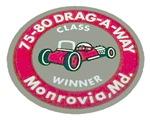 Drag-A-Way Drag Strip