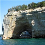 Grand Portal, National Lakeshore