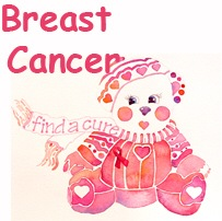 BREAST CANCER AWARENESS ORIGINAL ARTWORK