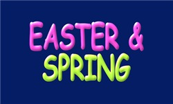 EASTER & SPRING T-Shirts & Items