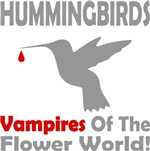 Hummingbirds Vampires