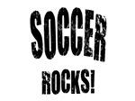 Soccer Rocks! t-shirts