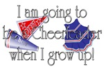Going to be a Cheerleader