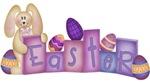 Cute Bunny - Easter Block's