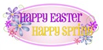 Happy Easter - Happy Spring