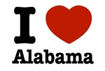 Alabama State gifts, T-shirts, designs