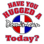 Have you hugged a Dominican today?