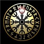 aegishjalmur rune shield