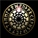 sun wheel runes