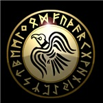 rune raven shield