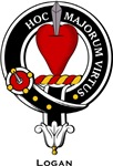 Logan Clan Crest Badge