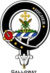 Galloway Clan Crest Badge