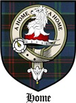 Home Clan Badge / Crest / Tartan