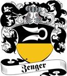 Zenger Coat of Arms