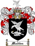 Madden Coat of Arms / Madden Family Crest