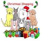 Dog Breed Christmas Shopping