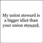 Idiot Steward