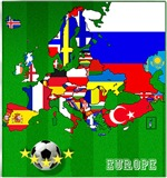 European Football Teams