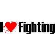 I love fighting