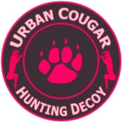 Urban Cougar Hunting Decoy