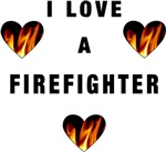 I Love A Firefighter!