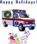 EMT Paramedic Christmas Gifts & T-Shirts!