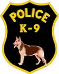 K-9 Police Officers