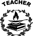 Teacher Symbols Bags, Apparel and Tee's