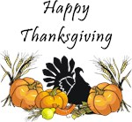 Happy Thanksgiving From Bonfire Designs