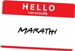 Hello I am proudly Marathi