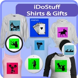 iDoStuff Shirts And Gifts