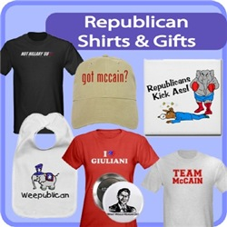 Republican Shirts And Gifts