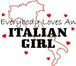 Everybody Loves An Italian Girl
