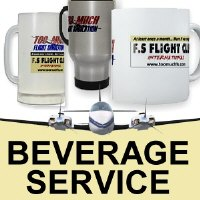 Containers for your favorite in flight beverages