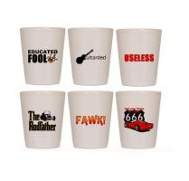 TshirtPatch Original Shot Glasses