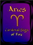 Designs for ARIES March 21-April 19