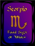 Designs for SCORPIO October 23-November 21