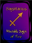 Designs for SAGITTARIUS November 22-December 21