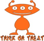 Trick Or Treat Alien