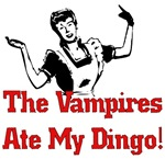 Vampires and Dingos