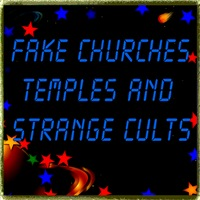 Fake Churches, Temples, Cults and Parodies