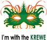 With the Krewe